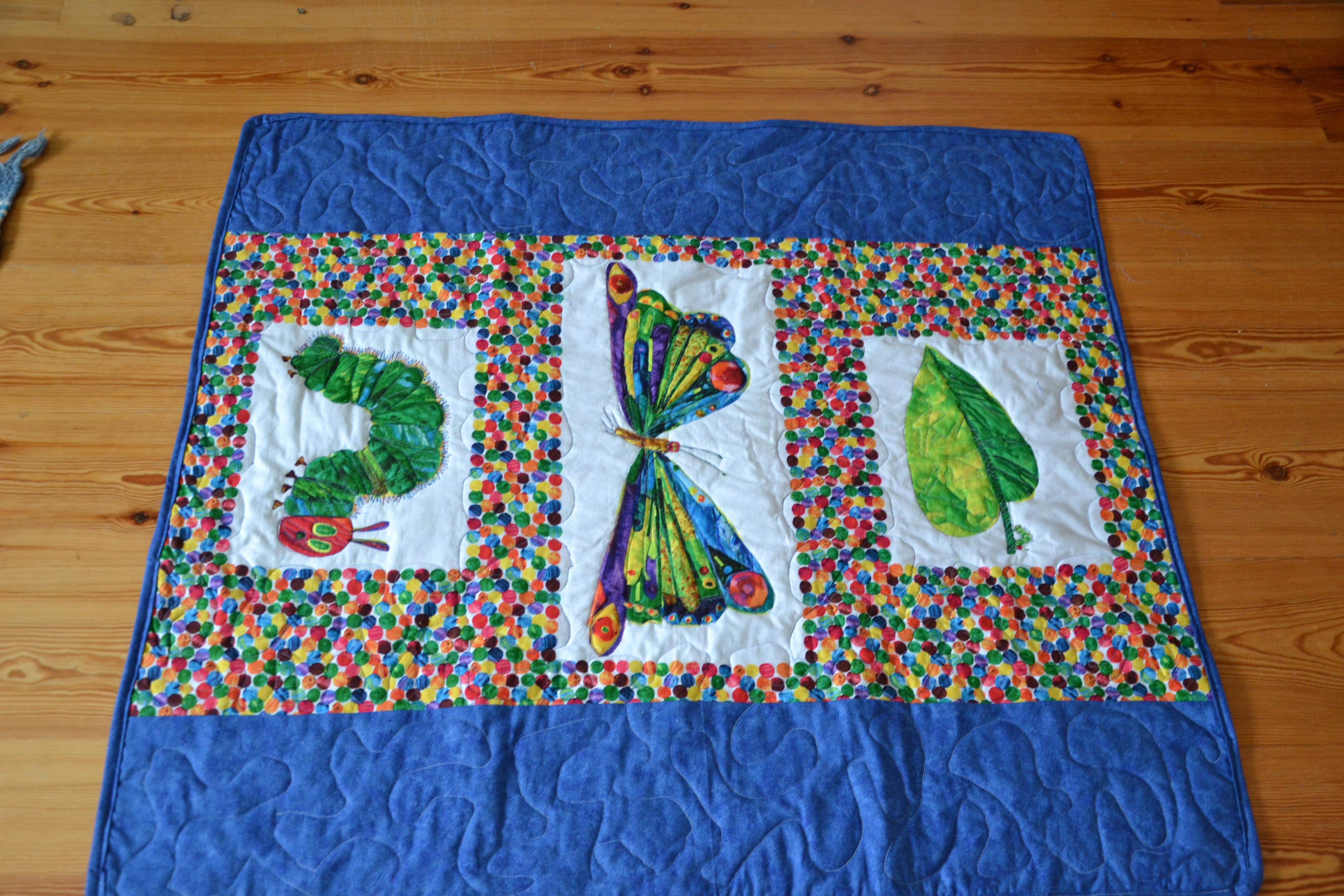 Quilten baas braal 39 s blog for Quilt maken met naaimachine